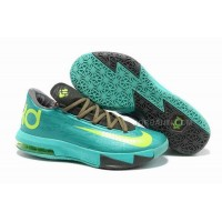 Nike Zoom KD 6 Sport Turquoise/Grey For Sale
