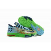 Discount Nike Zoom KD 6 Animal Gradient