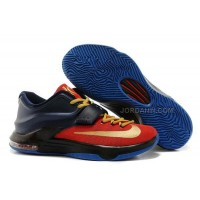 Nike Zoom KD 7 Navy Gold Online