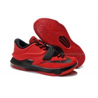 Nike Zoom KD 7 Fire Red Black Online