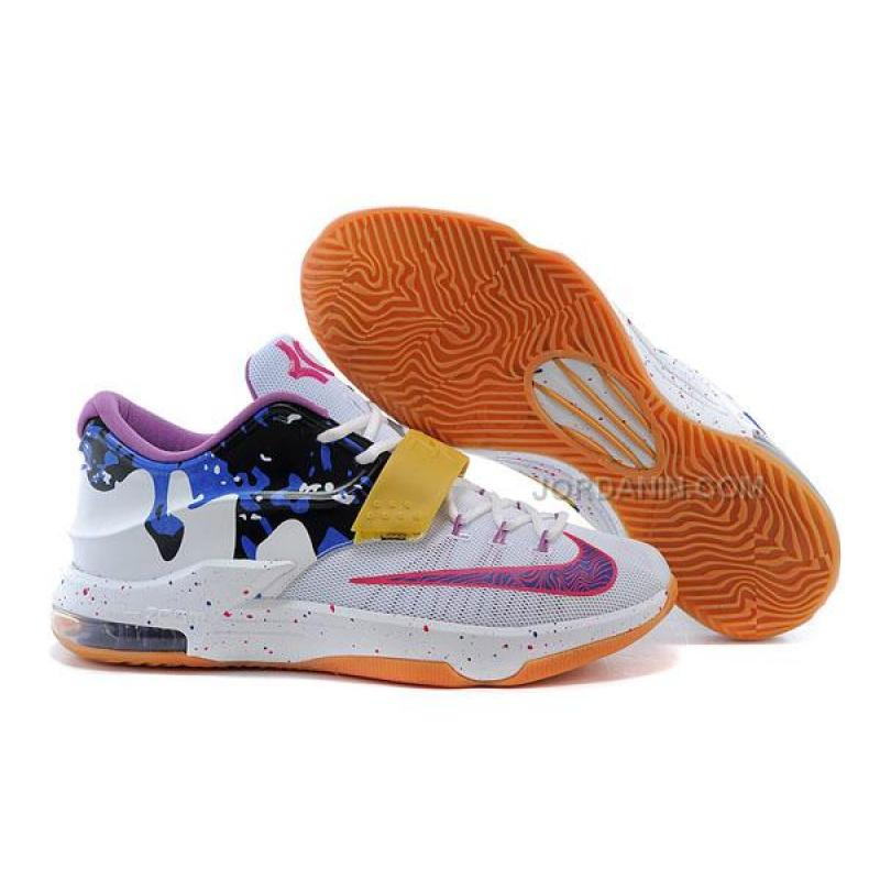 more photos 18b95 eaedb Online Nike Zoom KD 7 GS PBJ Peanut Butter And Jelly
