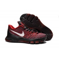 Cheap Nike KD 8 Red Black