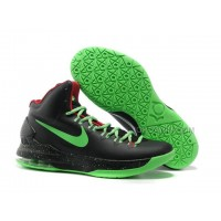 Discount Nike Zoom KD V Shoes Black/Green