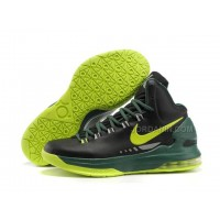 Discount Nike Zoom KD V Shoes Black/Green/Yellow