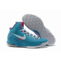 Discount Nike Zoom KD V Shoes Jade/Pink/White