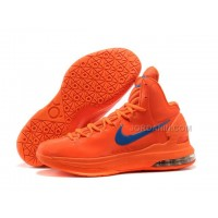Discount Nike Zoom KD V Shoes Orange/Blue