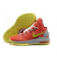 Discount Nike Zoom KD V Shoes Orange/Red/Yellow