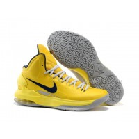Nike Zoom KD V Shoes Yellow/Grey For Sale