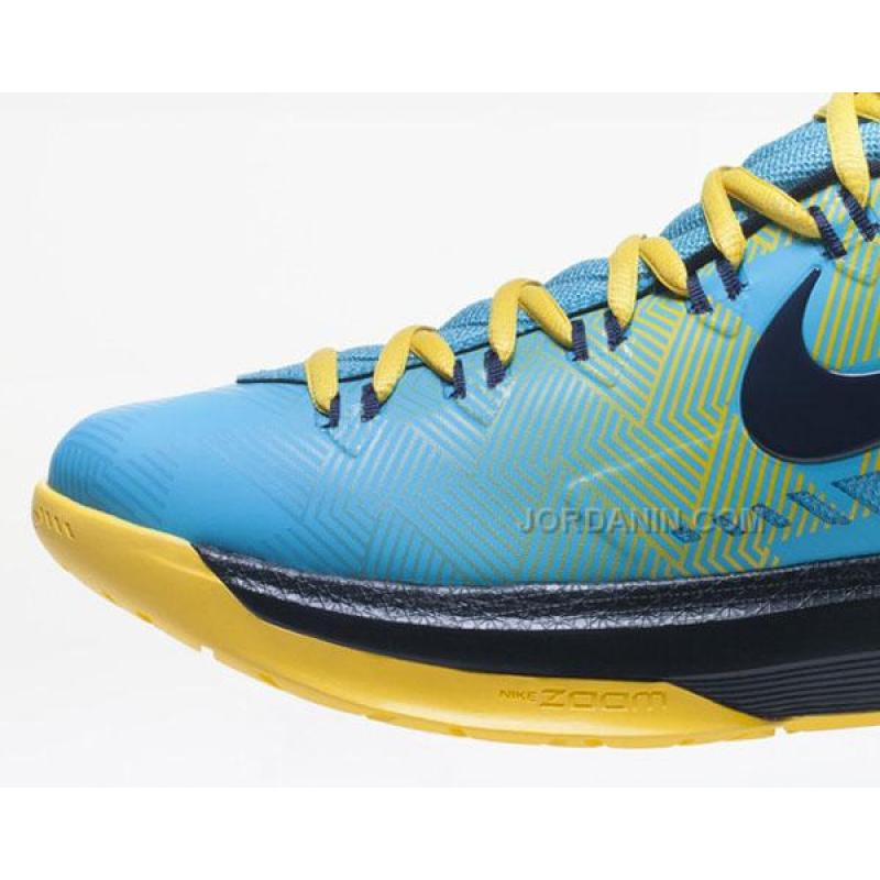 new product 16b39 476e4 ... Nike KD V N7 Dark Turquoise Blackened Blue Black Varsity Maize Online