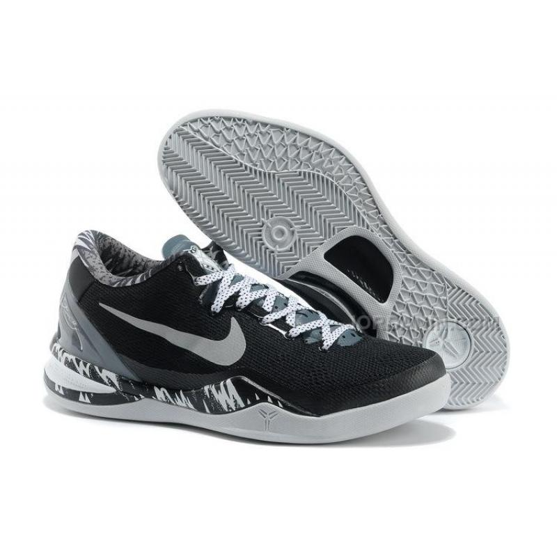 size 40 b22a9 3ea17 Nike Kobe 8 System PP Philippines Pack Black Silver For Sale, Price ...