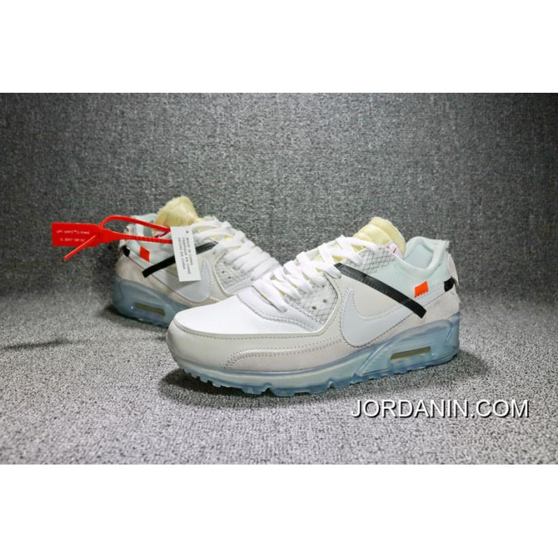 Air Max 90 X Off-White AA7293-100 Mens For Sale ... 55d5867f9dee