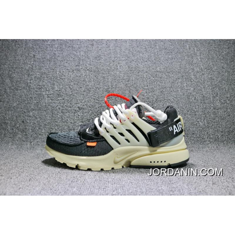 online store 01ac6 3f89f USD  95.68  296.62. Off-White X Nike Air Presto Joint ...