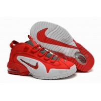 Nike Air Max Penny Retro Shoes Fire Red Online