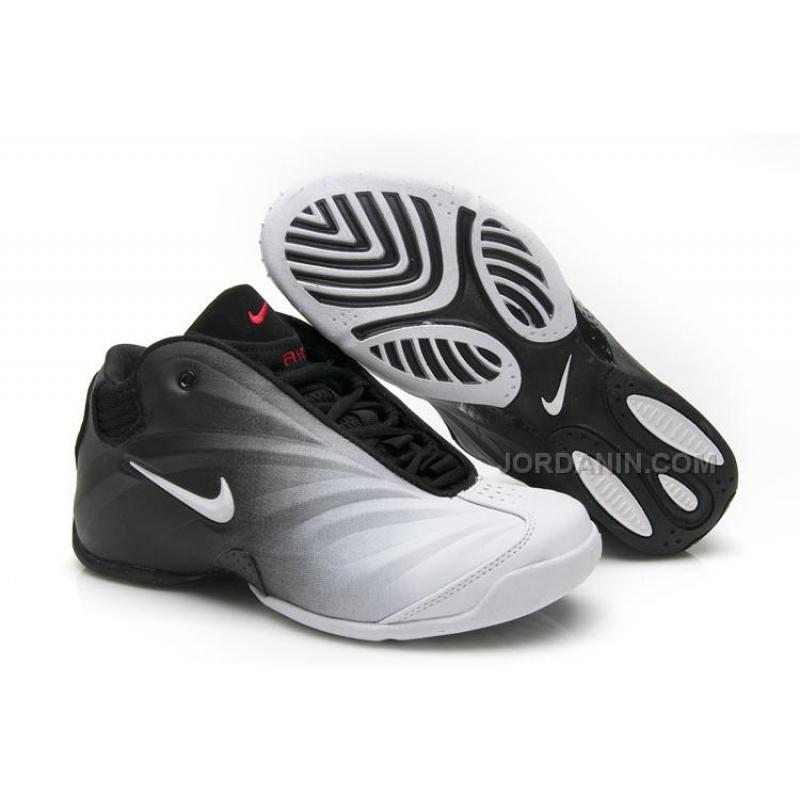 dc4b809226c Nike Air Flightposite Black White Sale, Price: $77.00 - New Jordan ...
