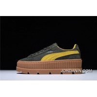 Icm42608 Sale Orders Over A Regular Inspection Authority Real Picture PUMA X Fenty Creeper Rihanna Be Flatform Shoes Most Popular