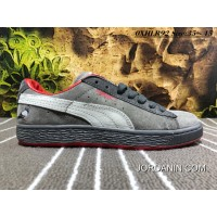 Online 90 Puma Brand Profile Fashion Hot Sale Frosted Suede Match Pigeon To Be 0 Xhlr92 Sneakers