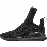 Puma Fenty x Rihanna The Trainer (Mens) - Black