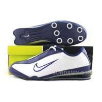 Men's Nike Shox R3 Shoes Navy/White New Release