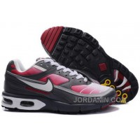 Men's Nike Shox TR Shoes Dark Grey/White/Pink Authentic