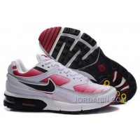Men's Nike Shox TR Shoes White/Black/Pink Top Deals