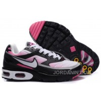 Women's Nike Shox TR Shoes Black/White/Pink Discount