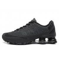 SHOX TURBO 21 2016 New Women Bigger Size Black Charcoal Men Discount