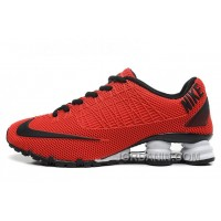 SHOX TURBO 21 Women Bigger Size Red/men 2016 New New Release
