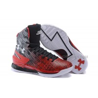 UA ClutchFit Drive Highlight 2 Basketball Shoes Red Black Sale