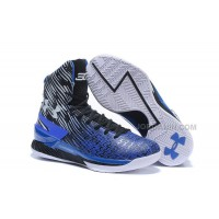 UA ClutchFit Drive Highlight 2 Shoes Blue Black Grey White Sale