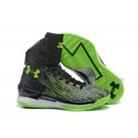 UA ClutchFit Drive Highlight 2 Black Green Sale