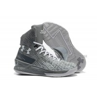 UA ClutchFit Drive Highlight 2 Grey White Sale
