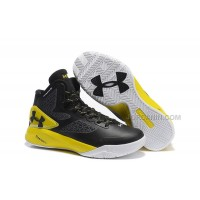 Under Armour ClutchFit Drive II Black Yellow Sale