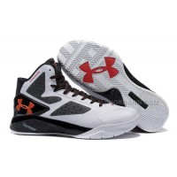 Under Armour Clutchfit Drive II White Black Red Sale