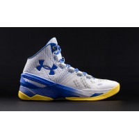 Under Armour Curry 2 Dub Nation Home Sneaker New Release