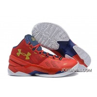 Under Armour Curry 2 Women Floor General Sneaker Lastest