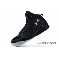 Under Armour Curry Three Black White Cheap New Mens Shoes For Sale