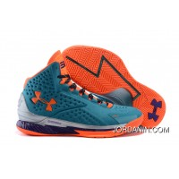 Under Armour Curry One Curry Camp Sneaker New Release