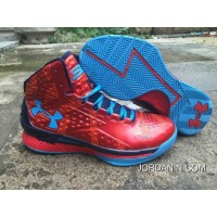 Under Armour Curry One Top 100 Camp Custom Sneaker Online