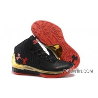 Under Armour Curry One Women Black Red Sneaker Super Deals