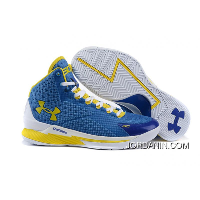 Under Armour Curry One Women Blue Home Sneaker For Sale 1d6d89f7d
