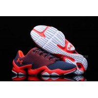 UA Phenom Proto Training Shoes Red Navy White Sale