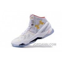 UA Curry Two All White