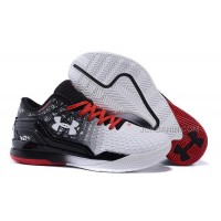 Hot UA ClutchFit Drive Low White Black Red