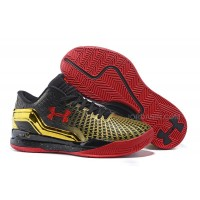 Hot UA ClutchFit Drive Low Gold Black Red