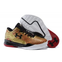 Hot UA ClutchFit Drive Low Gold Black Red White