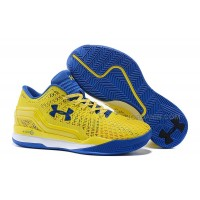 Hot Under Armour ClutchFit Drive Blue Yellow