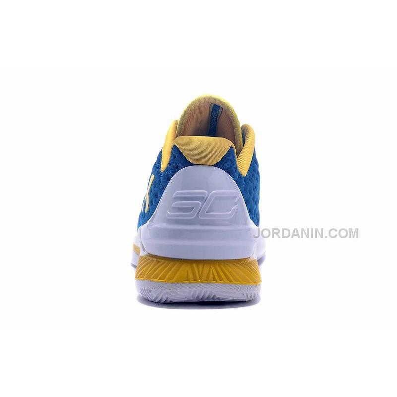 the latest a3596 eec63 ... usa hot under armour curry one low royal blue yellow white 20bc6 498f5