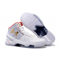 """""""All Star"""" Under Armour Curry 2 White/Red-Metallic Gold Copuon Code"""