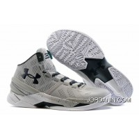 Cheap Under Armour Curry 2 Storm Aluminum/White-Stealth Grey Online