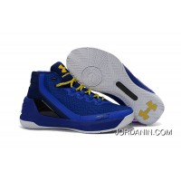 Cheap Under Armour Curry 3.5 'Dub Nation' 2016 New Style